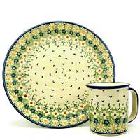Polish Pottery Design Beate
