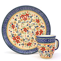 Polish Pottery Design Cornelia