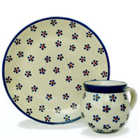 Polish Pottery Design Margarete