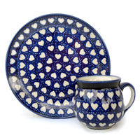 Polish-Pottery-design-lovehearts
