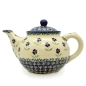 Preview: Polish Pottery Teapot 6 cups Angelika design