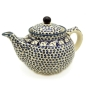 Preview: Polish Pottery Teapot