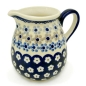 Preview: Polish Pottery jug one pint Leonie design