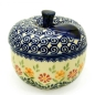 Preview: Polish Pottery apple baker Adelheid design