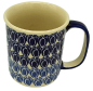 Preview: Polish Pottery Mug Straight - Pattern Lotte