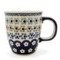 "Preview: Polish Pottery ""Mars"" Mug - Pattern Leonie"