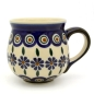 Preview: Polish Pottery Mug round