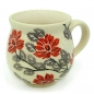 Preview: Polish Pottery Belly Mug in Pattern Angela