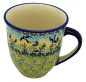 Preview: Polish Pottery mug 'Mars' large, Swallow design