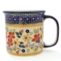 Preview: Polish Pottery Mug Straight (l) Pattern Cornelia
