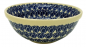 Preview: Polish Pottery Bowl - Pattern Lotte