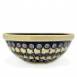 Preview: Polish Pottery Salad Bowl Bunzlauer Blume design