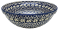 Preview: Polish Pottery Salad Bowl Garfield design