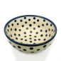 Preview: Polish-Pottery-multi-purpose-dish-16,5-cm-Pplka-pattern-side-view