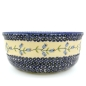 Preview: Polish Pottery Salad Bowl - Deep - Pattern Agnes
