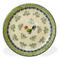 Preview: Polish Pottery Breakfast Plate - Pattern Bianca