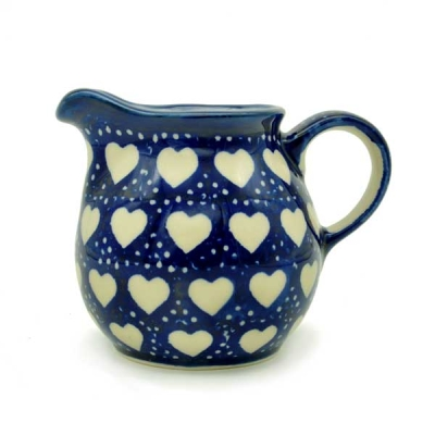 Polish Pottery Creamer