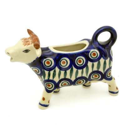 Polish Pottery cowcreamer