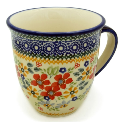 Polish Pottery Mars Mug large