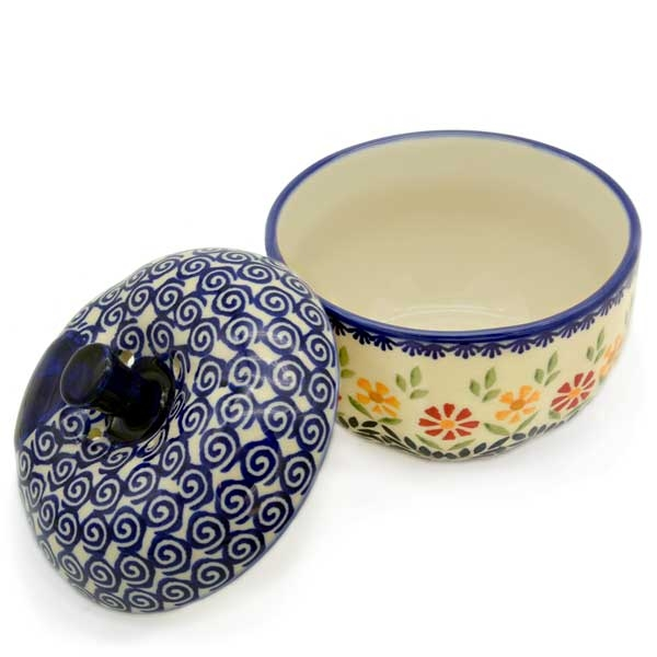 Polish Pottery apple baker Adelheid design