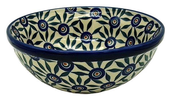 Polish Pottery Salad Bowl (s)