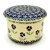 Polish Pottery Butterdish